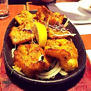 Fish Thikka
